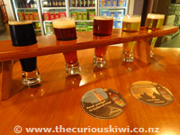 Sunshine Brewery Tasting Tray