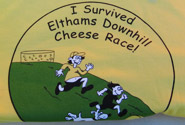 Eltham Downhill Cheese Race