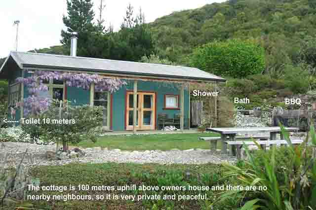 Hairy Hobbit Eco Cottage