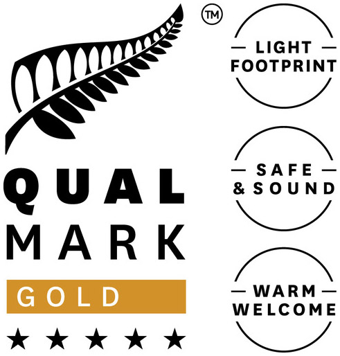 Kokohuia Lodge - Qualmark Gold