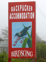 Birdsong Backpackers