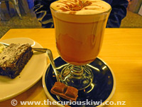 Cadbury Chocolate Cafe - Caramello Hot Chocolate