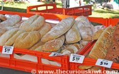Breads of Europe, Christchurch Farmers Market
