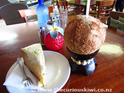 Coconut & Cake, Cafe Escape