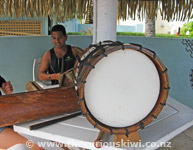 Edgewater Drumming Lesson