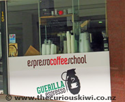 Espresso Coffee School