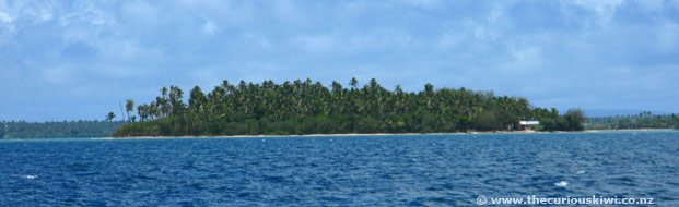 Offshore Island, view from Vuna Road, Nuku'alofa