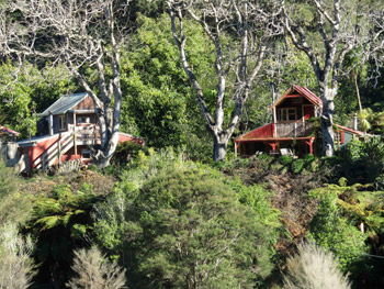 Cottages at The Flying Fox