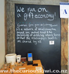 Gift Economy at Espresso Coffee School