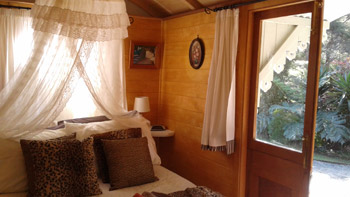 Bedroom - Safari Cabin