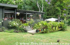 Katikati Bird Gardens Cafe