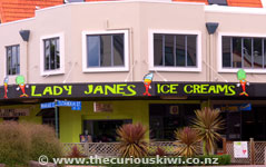 Lady Janes Ice Cream Parlour