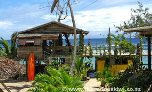 Sunset Bar & Restaurant at Liku'alofa Beach Resort