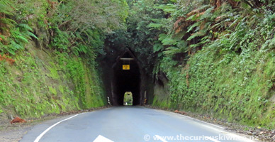 Moki tunnel