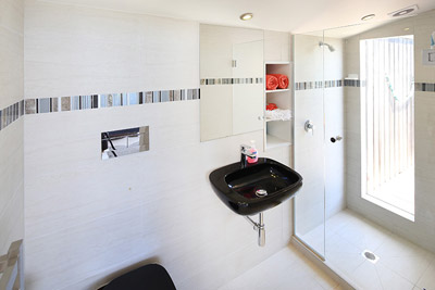 The Nikau Loft - Bathroom