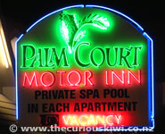 Palm Court Motor Lodge