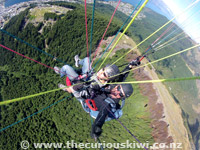 G Force Paragliding