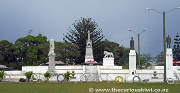 Royal Tombs, Nuku'alofa