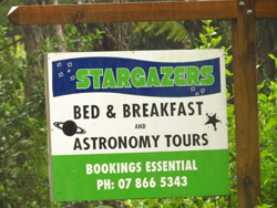 Stargazers Accommodation & Astronomy Tours