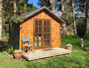 Morepork Cabin at Tui Ridge Accommodation