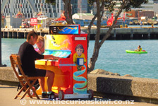 Waterfront Piano