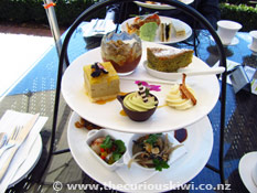 Signature High Tea at Zealong